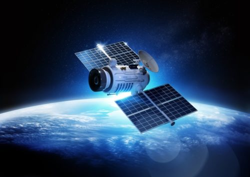 Panneau satellite orbital application-systeme.fr traitement sous vide
